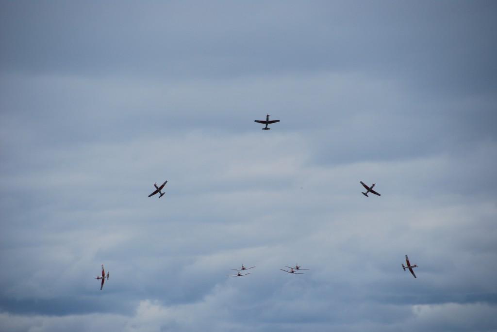 Avancerad flygning